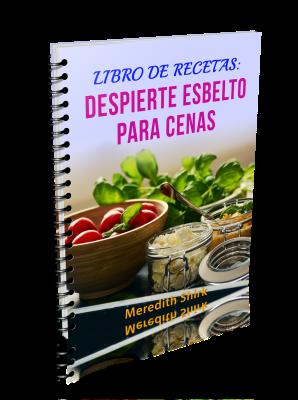 11 Libro de Recetas Despierte Esbelto Para Cenas copy