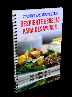 9 Libro de Recetas Despierte Esbelto Para Desayunos copy
